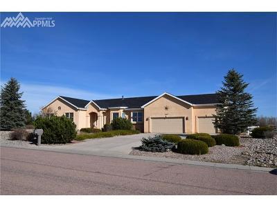Peyton CO Single Family Home For Sale: $375,000