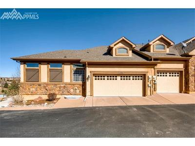 Colorado Springs Condo/Townhouse For Sale: 2606 Pine Knoll View