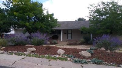 Colorado Springs CO Single Family Home For Sale: $395,000