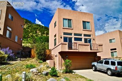 Manitou Springs Single Family Home Under Contract - Showing: 6 Amethyst Avenue