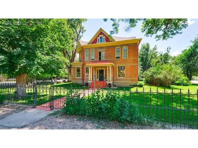 Single Family Home For Sale: 1305 W 3rd Street