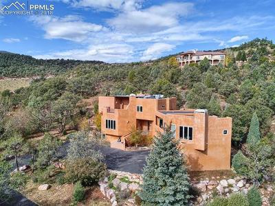 Colorado Springs Single Family Home For Sale: 2695 White Rock Lane