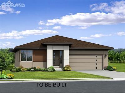 Cumbre Vista Single Family Home For Sale: 8158 De Anza Peak Trail