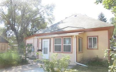 Single Family Home For Sale: 201 E 1st Street