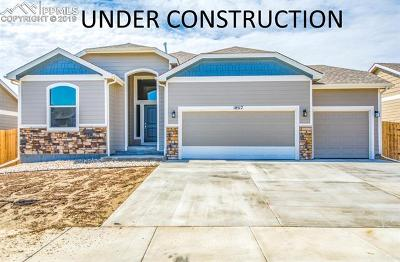 Colorado Springs Single Family Home Under Contract - Showing: 6762 Lamine Drive