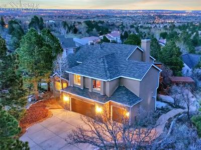 Colorado Springs Single Family Home For Sale: 275 Haversham Drive