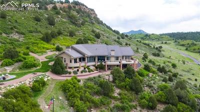 Single Family Home For Sale: 5133 Echo Valley Road