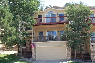 Colorado Springs Condo/Townhouse For Sale: 1421 Ledge Rock Terrace