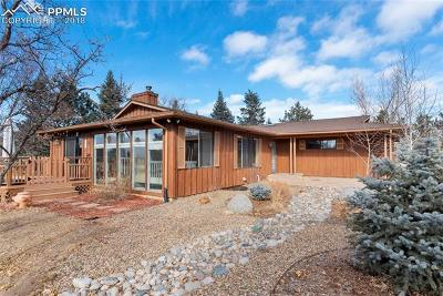 Colorado Springs Single Family Home For Sale: 14520 River Oaks Drive