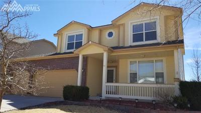 Colorado Springs Single Family Home For Sale: 3495 Harbor Island Drive