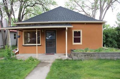 Calhan Single Family Home For Sale: 721 Denver Street