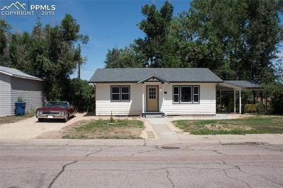 Colorado Springs Single Family Home For Sale: 937 Raymond Place