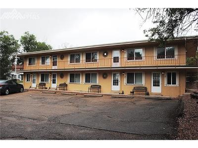 Colorado Springs Multi Family Home For Sale: 3746 Red Canon Place