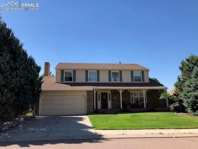 Single Family Home For Sale: 547 Silverton Court