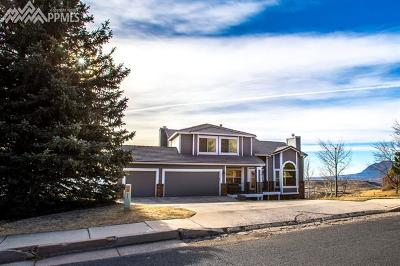 El Paso County Single Family Home For Sale: 5315 Lanagan Street