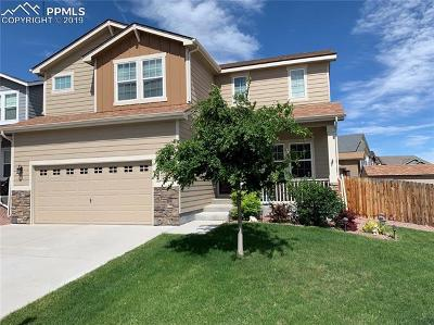 Single Family Home For Sale: 2484 Reed Grass Way