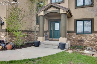 Colorado Springs Single Family Home For Sale: 14950 Bear Gulch Street