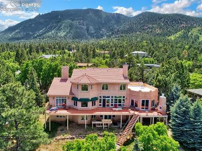 Colorado Springs Single Family Home For Sale: 12 Thayer Road