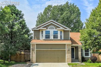 Northwind Single Family Home For Sale: 6310 Brightstar Drive