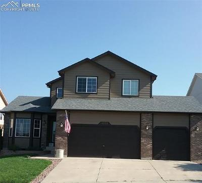 Colorado Springs CO Single Family Home For Sale: $405,000