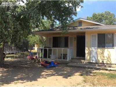 Colorado Springs Multi Family Home For Sale: 1883 Saratoga Drive