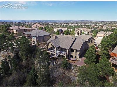 El Paso County Single Family Home For Sale: 4968 Stonehill Road