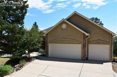Colorado Springs Single Family Home For Sale: 2246 Green Rush Place
