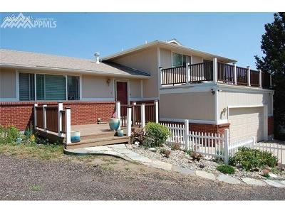 Colorado Springs CO Single Family Home For Sale: $277,000