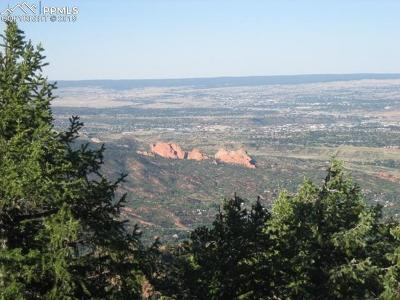 Manitou Springs Residential Lots & Land For Sale: 352 Sunrise Peak Road