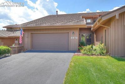 Kissing Camels Condo/Townhouse For Sale: 3870 Camels Ridge Lane