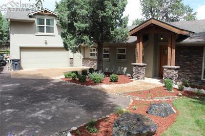 Colorado Springs Single Family Home For Sale: 1905 Mesa Road