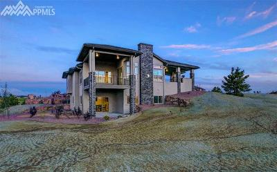 El Paso County Single Family Home For Sale: 17151 Timber Meadow Drive