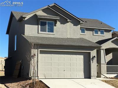 Colorado Springs CO Single Family Home For Sale: $439,500