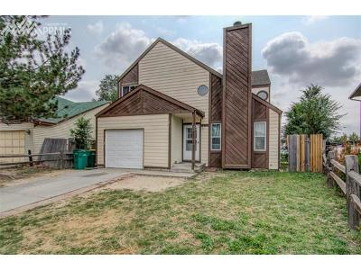 Single Family Home For Sale: 4571 Sunnyhill Drive