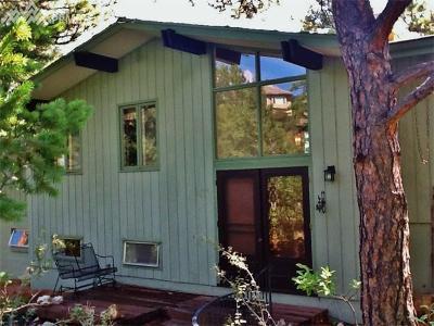 Colorado Springs Single Family Home For Sale: 3220 Bonne Vista Drive
