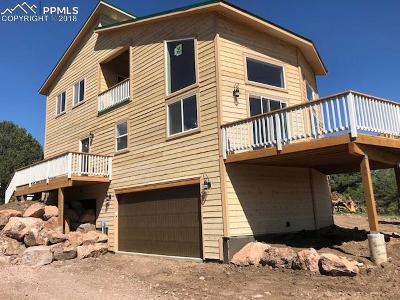 Single Family Home For Sale: 22 Choctaw Drive