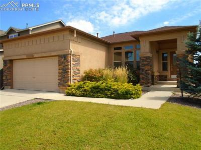 Single Family Home For Sale: 6017 Cumbre Vista Way