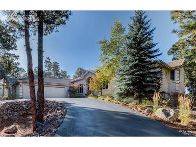 Single Family Home For Sale: 17540 Colonial Park Drive