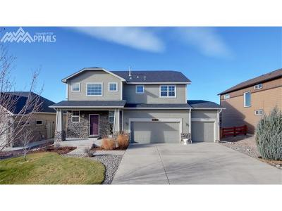Single Family Home For Sale: 3556 Tail Wind Drive