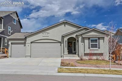 Banning Lewis Ranch Single Family Home For Sale: 8684 Meadow Tree Trail