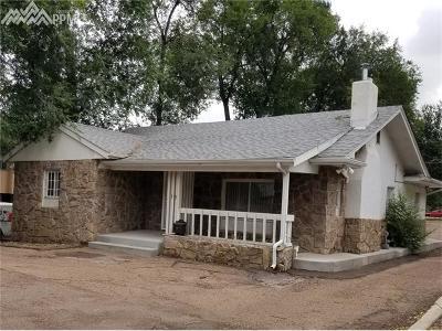 Colorado Springs Multi Family Home For Sale: 19 N Union Boulevard