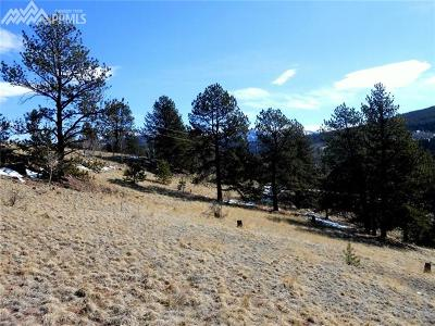 Cripple Creek Residential Lots & Land For Sale: 398 May Queen Drive