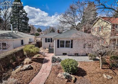 Single Family Home For Sale: 818 N Sheridan Avenue