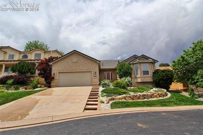 Colorado Springs CO Single Family Home For Sale: $469,900