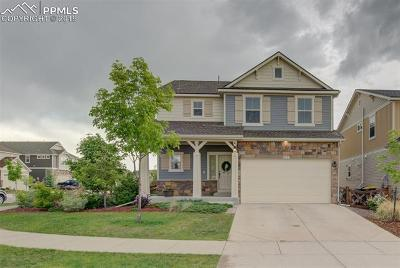 Colorado Springs Single Family Home For Sale: 8272 Longleaf Lane