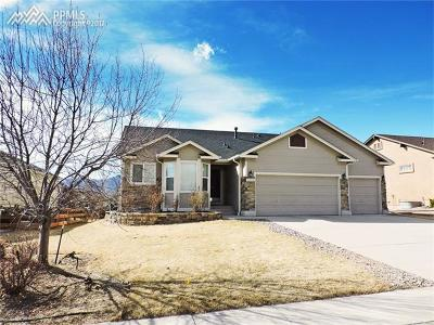Single Family Home Sold: 5210 Barnstormers Avenue