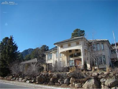 Colorado Springs Single Family Home For Sale: 4850 Langdale Way