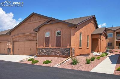 Colorado Springs Condo/Townhouse For Sale: 8447 Glen Carriage Grove