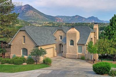 Colorado Springs Single Family Home For Sale: 2036 Guardian Way
