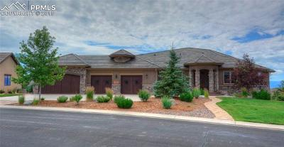 Colorado Springs Single Family Home For Sale: 2161 Inglenook Grove
